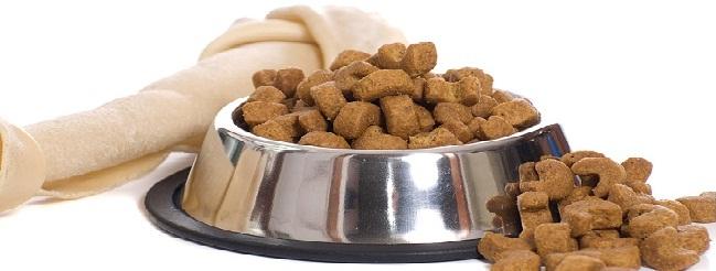 Bol cu mâncare pentru câini