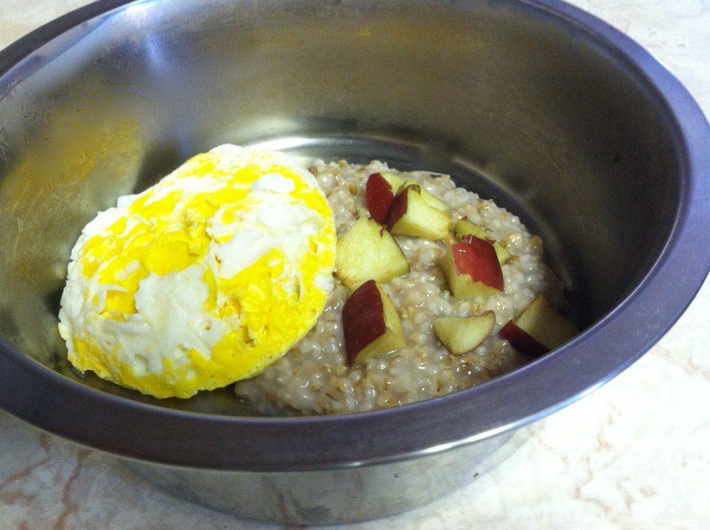 Mâncare gătită pentru câini-variantă fără carne