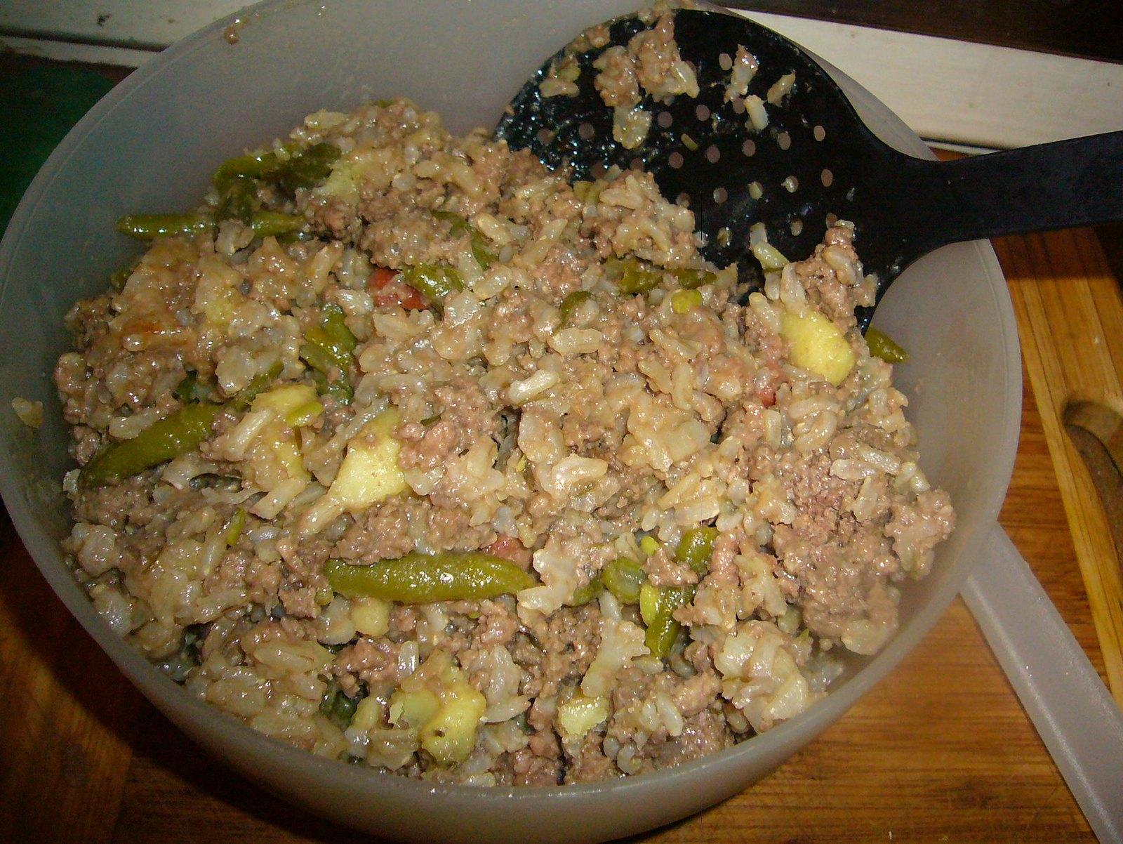 mâncăruri gătite pentru pierderea în greutate